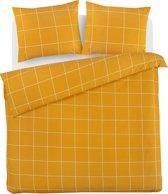 Day Dream Hogan - Dekbedovertrek - Lits-jumeaux - 240x200/220 cm + 2 kussenslopen 60x70 cm - Geel