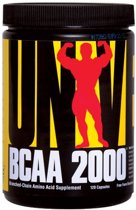 BCAA 2000 120caps