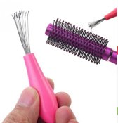 Haarborstel ontpluizer | Haarborstel reiniger | Haarborstel schoonmaak | Haar verwijderaar van de haarborstel tool