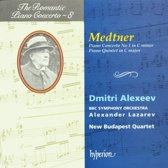 The Romantic Piano Concerto Series - 8: Medtner: C