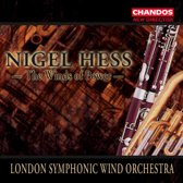 Hess: The Winds of Power / Nigel Hess, London SO Winds