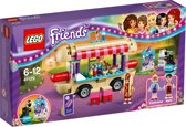 LEGO Friends Pretpark Hotdog-wagen - 41129