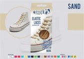 Shoeps Elastische Veters Sand