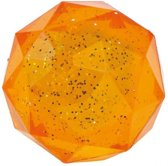 Moses Stuiterbal Diamant Oranje 4,5 Cm