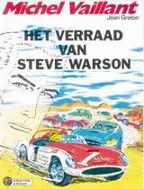 Michel Vaillant: 006 Het verraad van Steve Warson