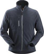 Snickers A.I.S. Fleece jas - Workwear - 8012 - donkerblauw - maat S