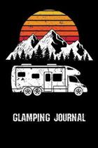 Glamping Journal: Trip Planner, Memory Book, and Expense Tracker