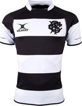 Gilbert Barbarians Pro premium rugbyshirt / game shirt tight maat 3XL