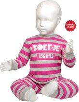 Fun2wear Boefje Pyjama Roze maat 98