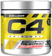 Cellucor C4 Original Pre-workout - 195 gram (30 doseringen) - Lemonade