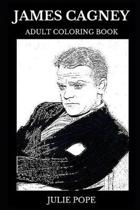 James Cagney Adult Coloring Book