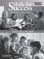 Skills for Success Teacher's Manual