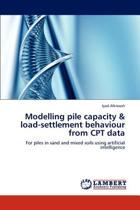 Modelling Pile Capacity & Load-Settlement Behaviour from CPT Data