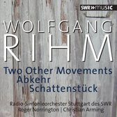 Two Other Movements/Abkehr