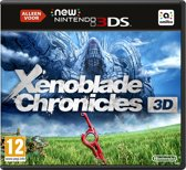 Xenoblade Chronicles 3D - NEW - 3DS