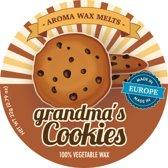 Aroma Wax Melts Grandma's Cookies Melt 3 stuks