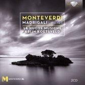Monteverdi: Madrigals, Libri I & Ii