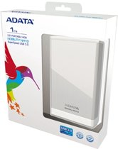 Adata Nobility NH13 500GB - Externe harde schijf / Zilver