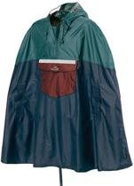 Greenlands CL1 - Poncho - Blauw - One size