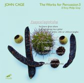 The Works For Percussion 3