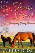 Texas Heat Box Set: Books 1-3
