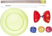 Acrobat Junior Juggling SET (diabolo/Plate/Balls)