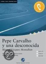 Pepe Carvalho y una desconocida