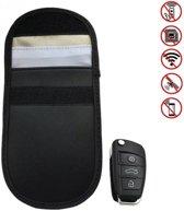 Anti Diefstal Beschermhoes - Set van 2 - Autosleutel RFID Anti-Diefstal Hoesjes - Keyless Entry - Signaal Blokkerende Beschermhoes - Anti Diefstal & Inbraak