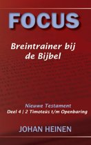 Focus Breintrainer NT 4 - 2 Timoteüs t/m Openbaring