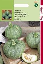 Hortitops Zaden - Courgette De Nice A Fruit Rond