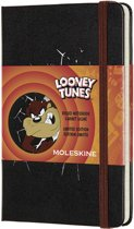Limited Edition Moleskine Looney Tunes Notitieboek Hard cover - Pocket - Taz - Lijnen