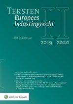 Teksten Europees belastingrecht 2019/2020