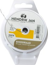 Hendrik Jan korfje draad verzinkt 1,0 mm x 50 m