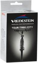Vredestein - Binnenband Fiets - Auto Ventiel - 40 mm - 28 x 1 5/8 x 1 3/8 - 1.60