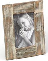 Walther Design Longford - Fotolijst - Fotoformaat 10 x 15 cm - Bruin