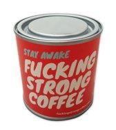 Koffiebonen Fucking Strong Coffee