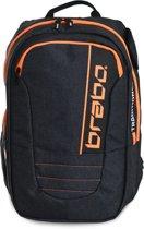 Brabo Backpack JR Trad. Denim Bk/Or Sticktas Unisex - Or
