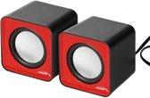 Compacte stereo luidsprekers Audiocore AC870 PC speakers