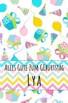 Alles Gute zum Geburtstag Lya