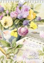 Marjolein Bastin Weekkalender 2020 Flowers