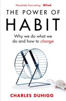 Boek cover The Power of Habit van Charles Duhigg (Paperback)