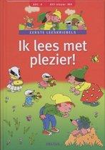 Leeskriebels - Ik lees met plezier