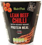 Protein Meal 300gr Beef Chilli