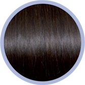 Euro So. Cap. Flat Ring-On Extensions Donker Kastanjebruin 4 10x50-55cm