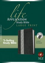 Life Application Study Bible-NLT Large Print