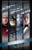 Star Trek The Next Generation/Doctor Who: Assimilation Vol. 1