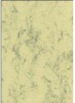 designpapier Sigel A4 90grs pak a 100 vel marmer beige