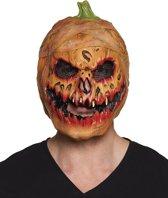 4 stuks: Masker Pompoen - Latex