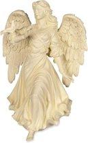 Engelbeeldje Joyful Heart (18 cm)