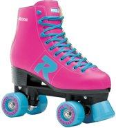 Roces rolschaatsen Mazoom dames roze/blauw maat 41